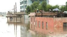 Triều Tiên lụt nặng, hàng trăm người chết, mất tích