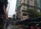 """Hà Nội: Ngán ngẩm những chung cư """"con voi"""" ních ngàn người vào ngõ ngách"""