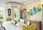 3 cách trang trí phòng ăn mang hơi thở nhiệt đới đa màu sắc