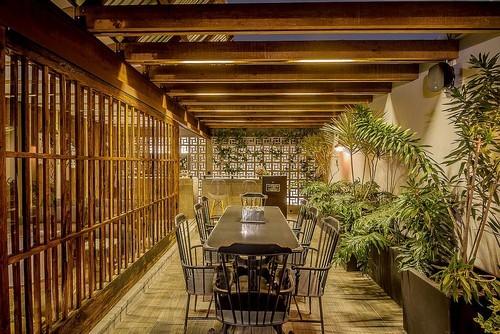 trang trí phòng ăn, phòng ăn theo phong cách nhiệt đới, thiết kế phòng ăn