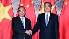 Không để vấn đề trên biển ảnh hưởng quan hệ Việt - Trung