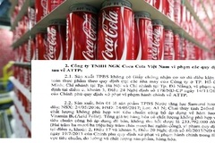 Công bố hàng loạt sai phạm của Coca Cola
