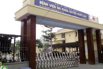 Hà Nội yêu cầu báo cáo vụ 'đặt thi thể hài nhi lên bàn GĐ'