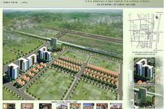 Đầu tư BĐS Tây Hà Nội: 6 năm vẫn ao bèo