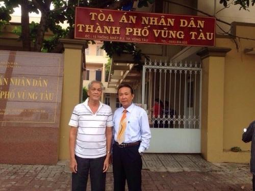 vé số độc đắc, tiệm vàng, 1,35 tỷ đồng, TAND TP Vũng Tàu