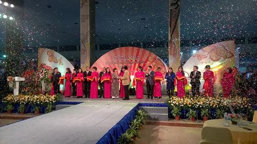 Hội chợ thời trang Việt Nam VIFF2016