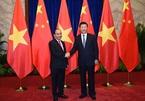 Thủ tướng hội kiến Chủ tịch Trung Quốc Tập Cận Bình