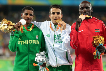 VĐV người khuyết tật chạy nhanh hơn nhà vô địch Olympic