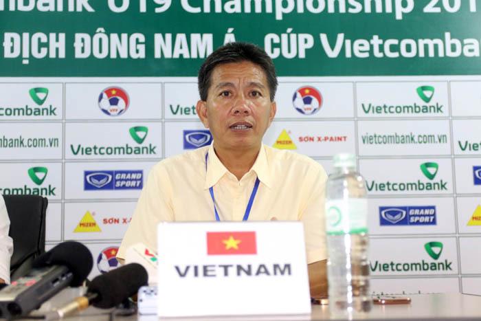 U19 Việt Nam thắng đậm, HLV Hoàng Anh Tuấn vẫn chê