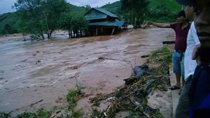 thủy điện sông Bung 2, vỡ đập ở Quảng nam, vỡ đập sông Bung 2, công nhân thiệt mạng