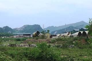 Chấm dứt hợp đồng xử lý 400 tấn chất thải Formosa