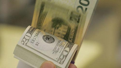 Tỷ giá ngoại tệ ngày 14/9: USD tăng nhanh, Euro giảm