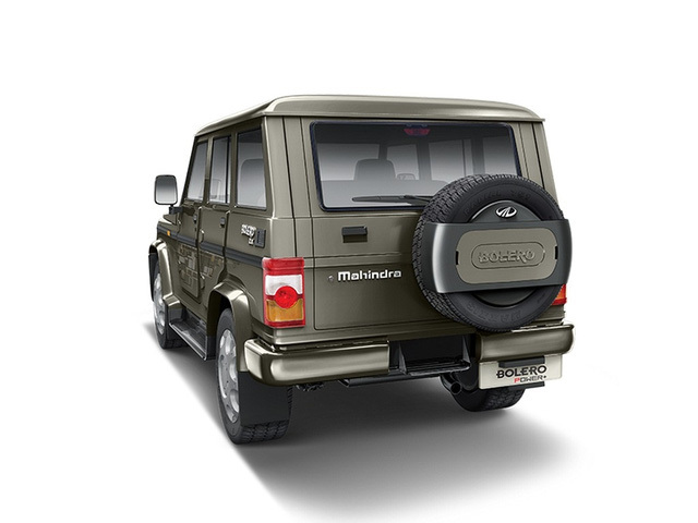 xe ấn độ,  Mahindra Bolero Power, xe UV
