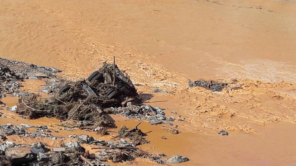 thủy điện Sông Bung 2, Sự cố thủy điện Sông Bung 2, vỡ ống thủy điện, Quảng Nam, huyện Nam Giang