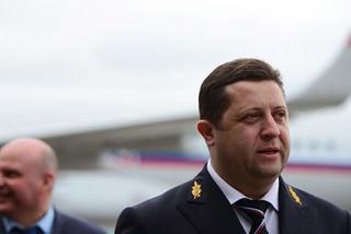 Chỉ huy đội bay đặc biệt của Putin bị bắt