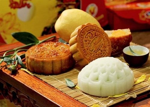 phong tục, trung thu, ẩm thực, mâm cỗ trung thu, khác biệt, châu Á