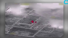 Xem phi cơ Mỹ bắn nát nhà máy vũ khí hóa học IS