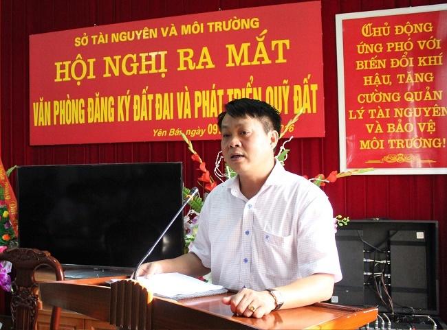 Yên Bái, giám đốc sở là em chủ tịch tỉnh