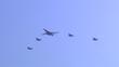 Oanh tạc cơ Mỹ lượn sát Triều Tiên