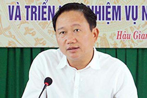 Trịnh Xuân Thanh, dự án trung tâm tro cốt Hạ Đình, Tổng Cty Xây lắp dầu khí Việt Nam