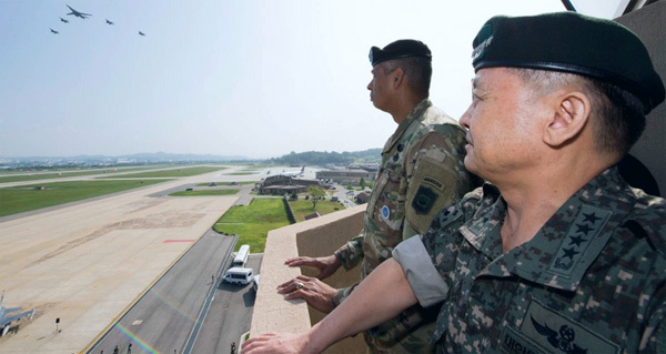Triều Tiên bóc mẽ màn phô diễn sức mạnh B-1B của Mỹ