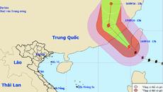 Siêu bão Meranti vào biển Đông, thành bão số 5