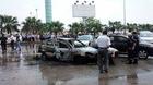Cháy xe ở sân bay Nội Bài, 1 người tử vong