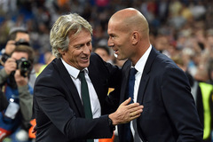 Zidane tự khen mình thay người xuất sắc