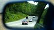 Quan sát gương chiếu hậu - kỹ năng rất cần thiết khi lái xe