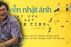 Nguyễn Nhật Ánh ký tặng sách mới tại Hà Nội