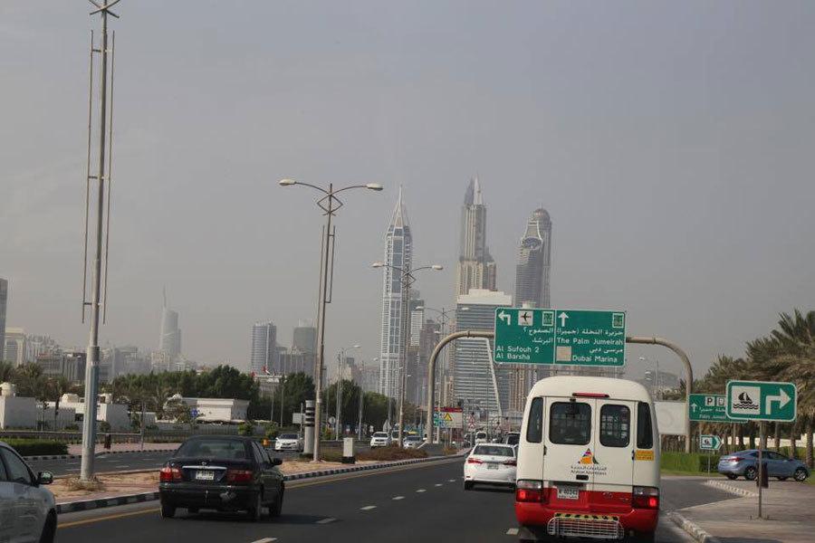 Đến Dubai cưỡi lạc đà, vượt sa mạc nóng bỏng