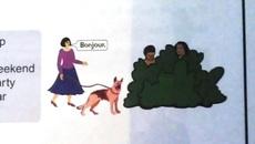 Những hình ảnh hài hước nhất tìm thấy trong sách giáo khoa