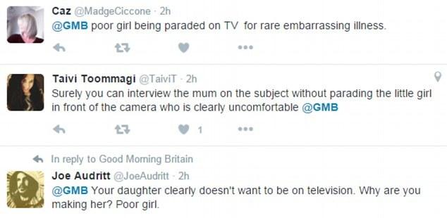 Bà mẹ bị chỉ trích vì đưa con gái dậy thì sớm lên truyền hình