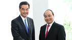 Thủ tướng hội kiến Trưởng Đặc khu hành chính Hong Kong