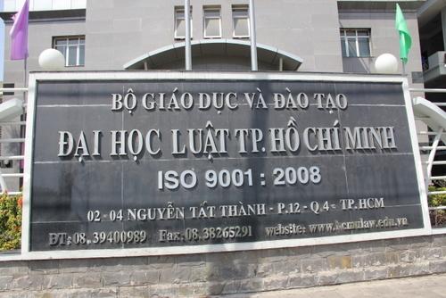 ĐH Luật TPHCM, lễ tốt nghiệp