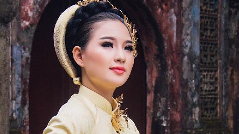 Vợ cố người mẫu Duy Nhân tái xuất với vai trò mẫu ảnh