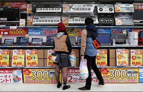 Sản phẩm điện tử, viễn thông Nhật nhập khẩu sẽ được ưu đãi thuế 0%