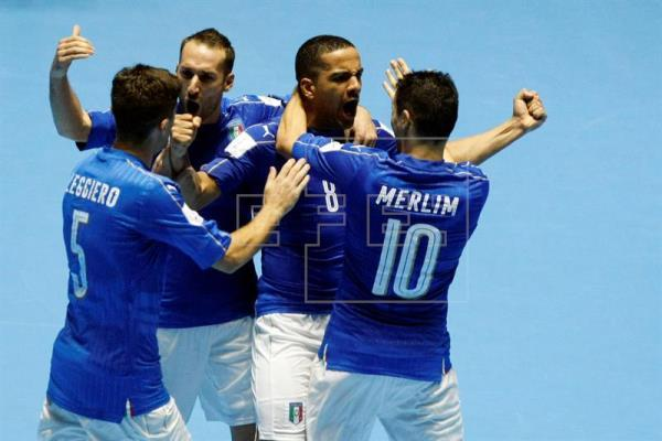 Soi sức mạnh của tuyển futsal Italia