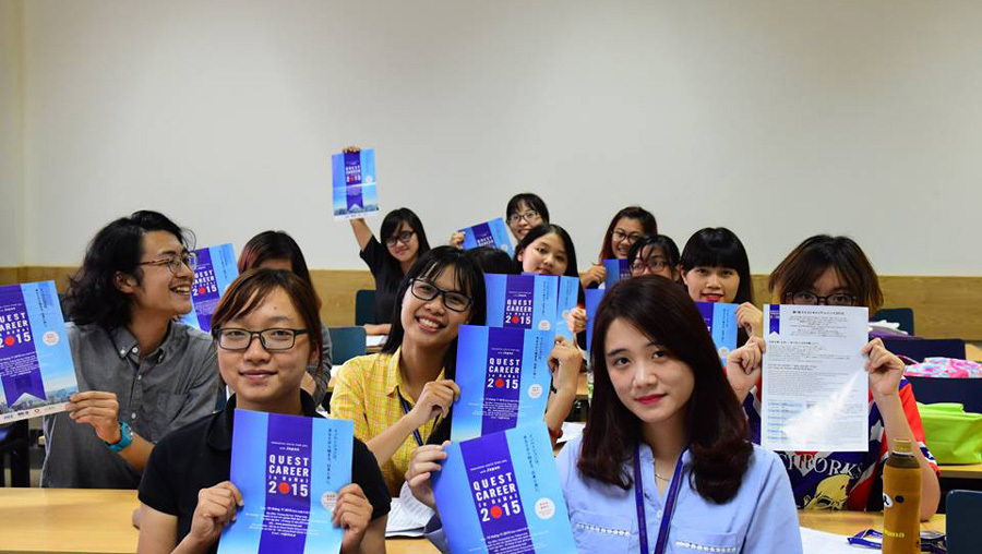 Cơ hội làm quen với môi trường làm việc Nhật Bản tại Việt Nam
