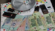 Đang hưởng án treo lại tiếp tục trộm cắp đánh bạc
