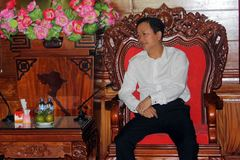 Khai trừ Đảng ông Trịnh Xuân Thanh