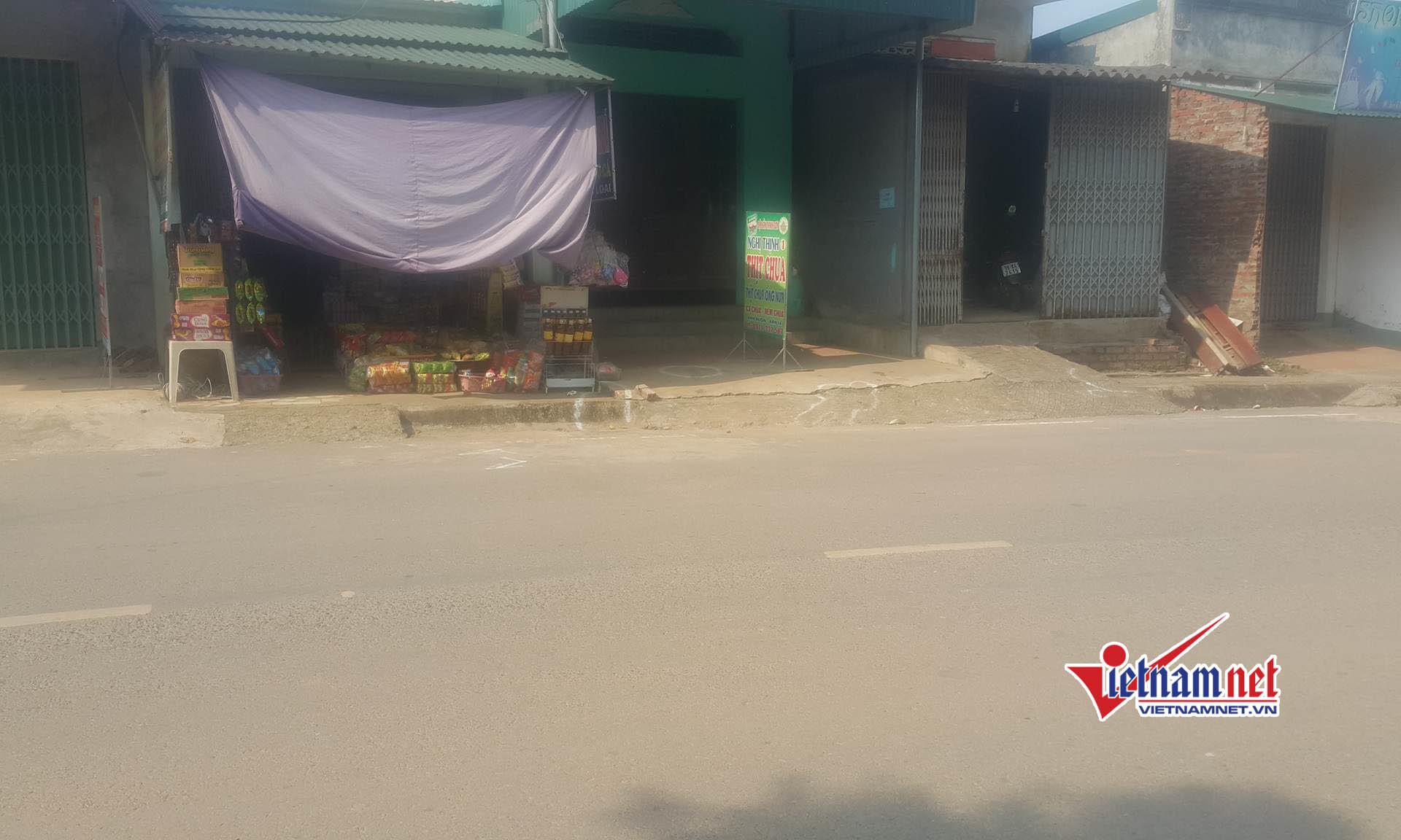 Phú Thọ: Công an huyện gây tai nạn chết người