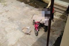 Sơn La: Thêm vụ bó người chết rồi chở xe máy