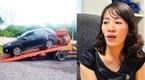 Tranh cãi gay gắt vụ CSGT cẩu xe và nữ tài xế