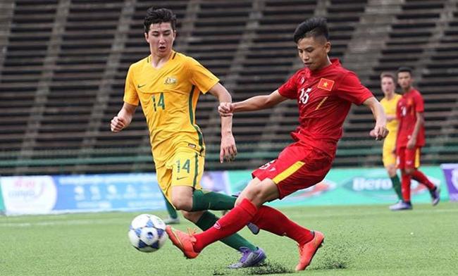U16 Việt Nam thất bại nặng nề trước U16 Nhật Bản
