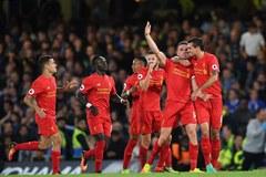 Liverpool thăng hoa khiến Conte và Chelsea khóc hận