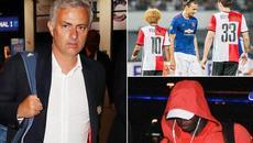 Cầu thủ bất mãn Mourinho, phòng thay đồ MU dậy sóng