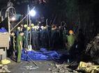 2 công nhân tử vong vì bị vùi lấp trong hầm lò