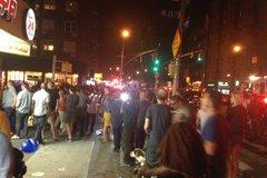 Video hiện trường vụ nổ ở trung tâm New York