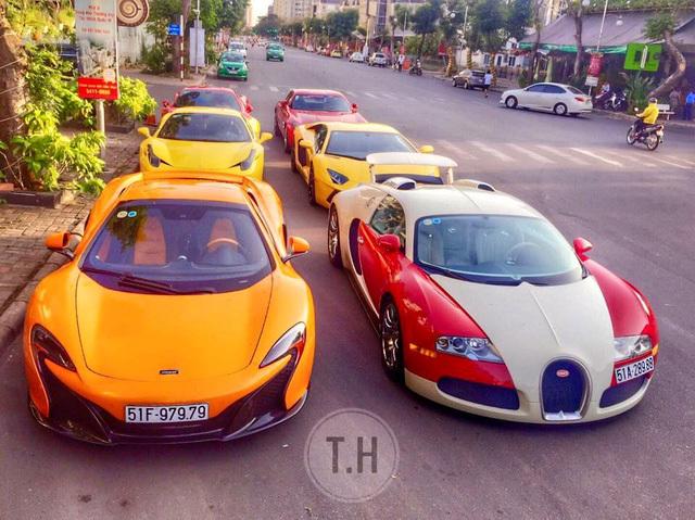 Bugatti Veyron của Minh 'Nhựa' gây chấn động như thế nào?